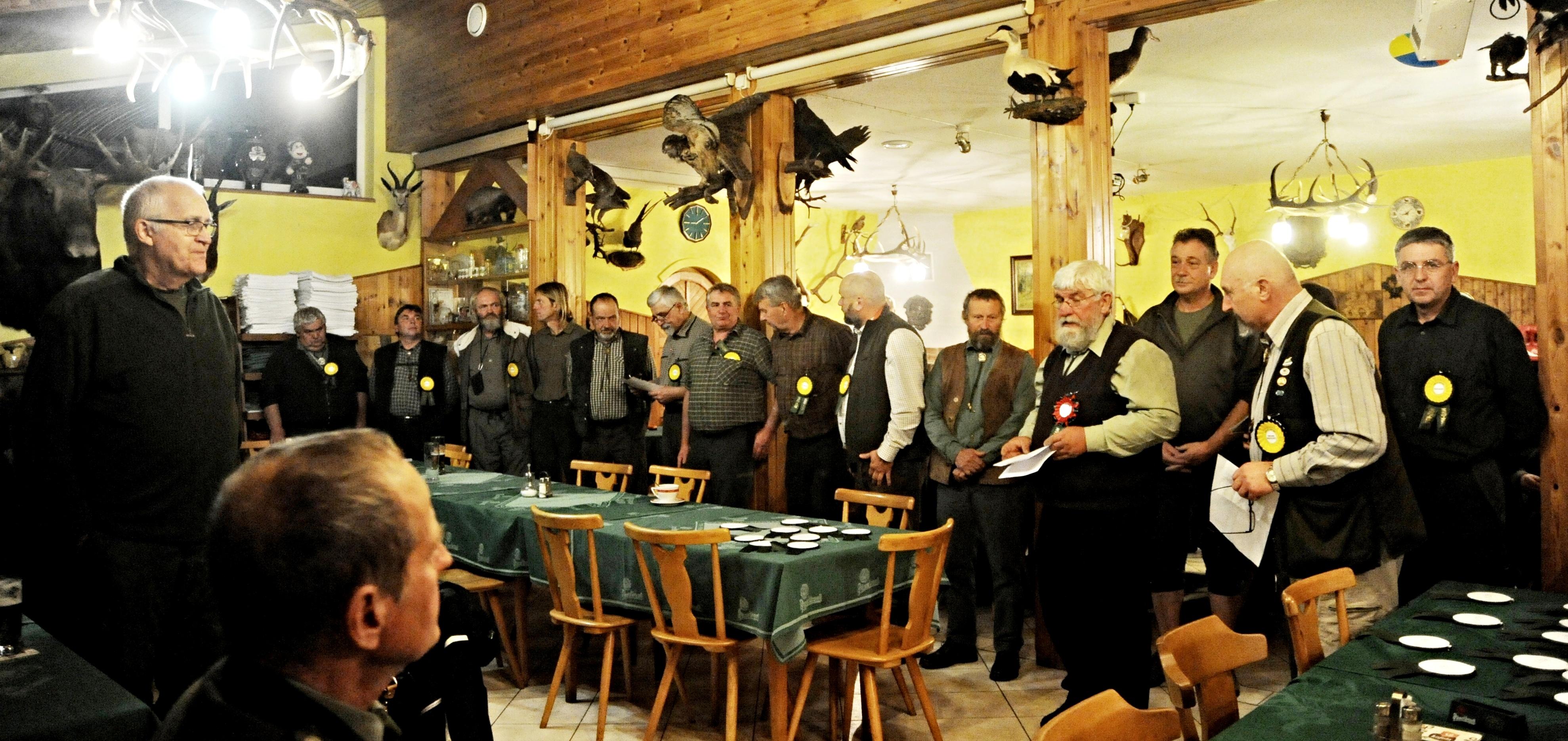 Schůze členů KDO ve spádových oblastech 2019